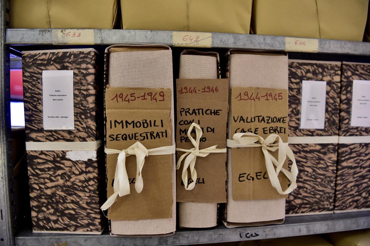 La mostra 'Storie restituite' alle Gallerie d'Italia