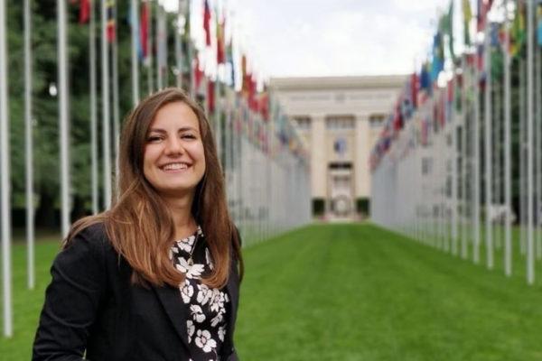 Caterina Cpgnini, membro italiano dle consiglio dell'Wujs