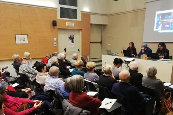 Miriam Camerini alla Claudiana a parlare di donne nell'ebraismo
