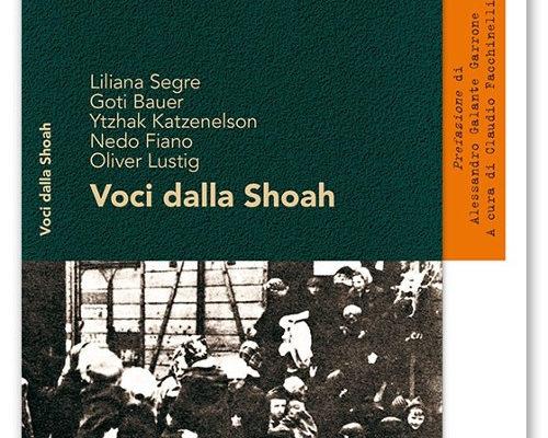 Illibro Voci dalla Shoah ripubblicato da Gaspari Editore