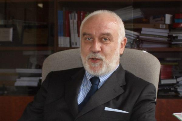 Il dirigente scolastico della scuola ebraica di Milano Agostino Miele