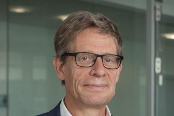 Andreas Eberhardt, direttore della Alfred Landecker Foundation