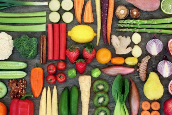 Frutta e verdura rafforzano il sistema immunitario