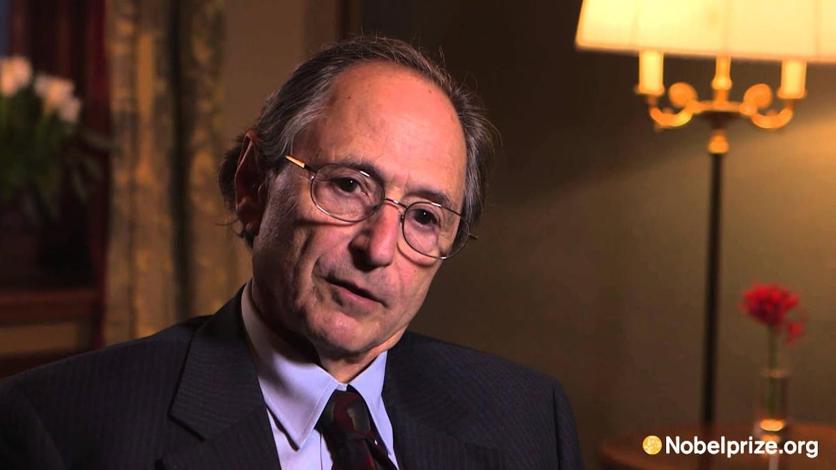 Il Premio Nobel Michael Levitt