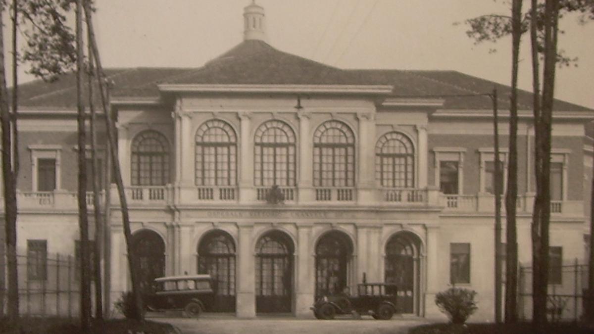 Sanatorio di Garbagnate