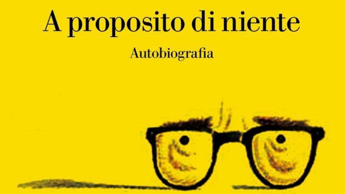 La copertina del libro 'A proposito di niente' di Woody Allen