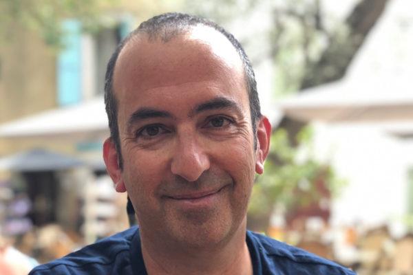 Lo scrittore Yishai Sarid autore de 'Il mostro della memoria'
