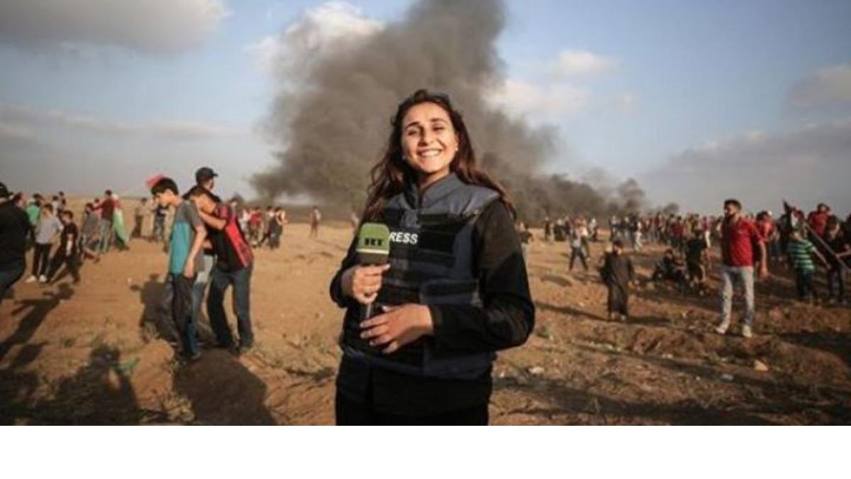 Hind Khoudary, l'impiegata di Amnesty International che ha segnalato a Hamas la videochat fra pacifisti gazawi e israeliani