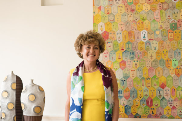 Marina Nissim, presidente e a.d. del Gruppo Bolton