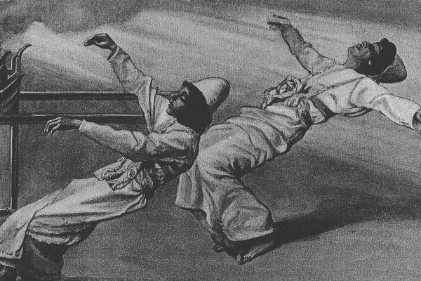 La morte dei due sacerdoti figli di Aharon