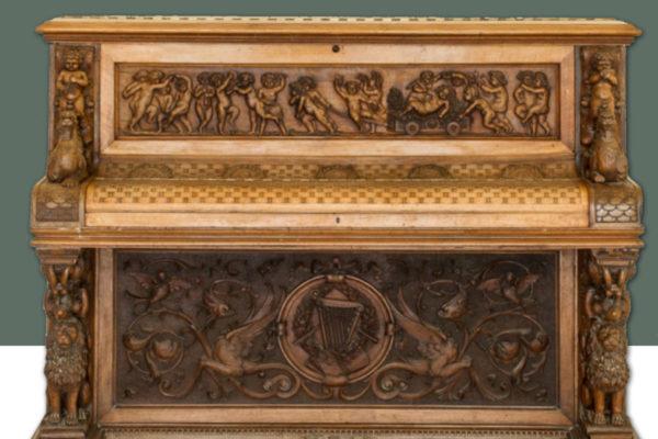 Il pianoforte di Siena