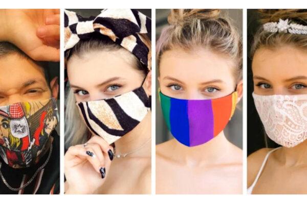 Mascherine della stilista Yarden Oz