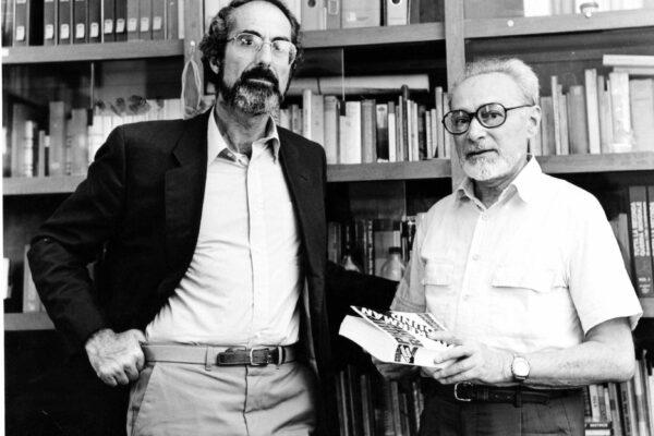 Philip Roth e Primo Levi