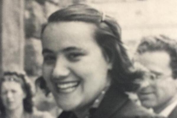 Matilede Cassin, una delle donne ebree nella resistenza