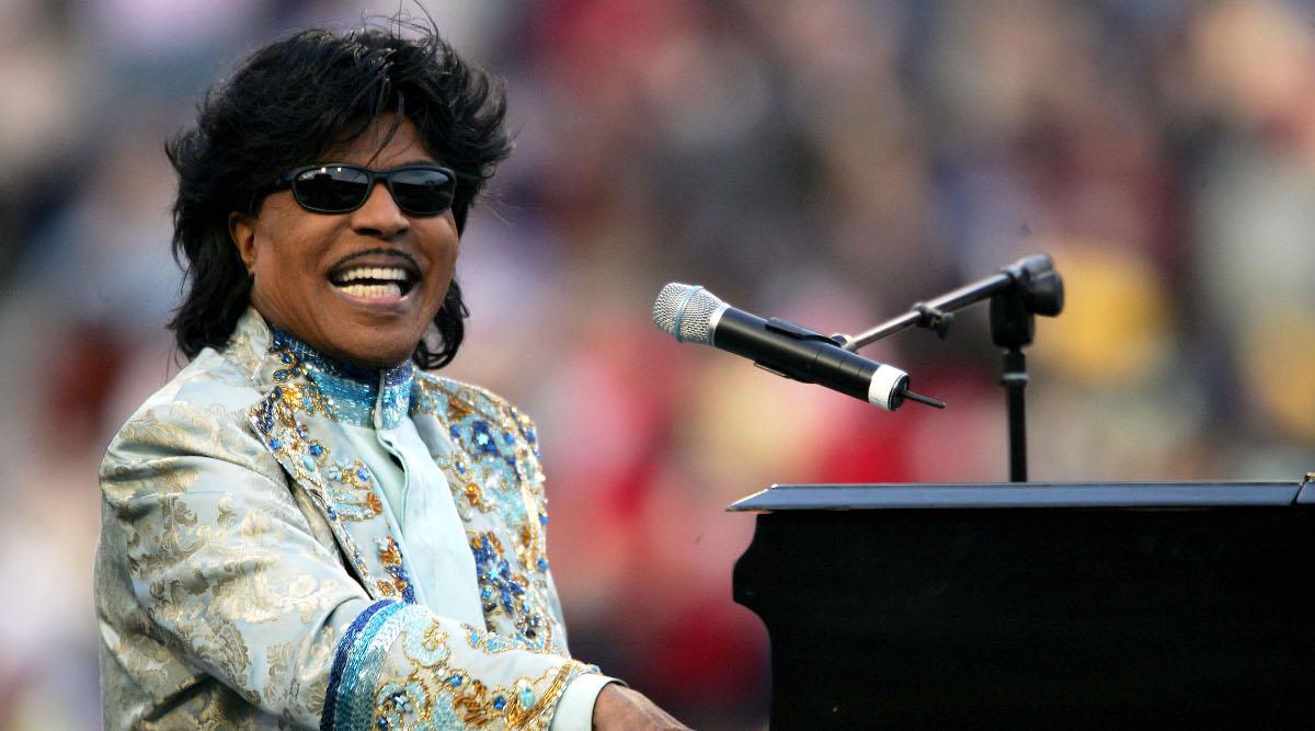 Il cantante Little Richard
