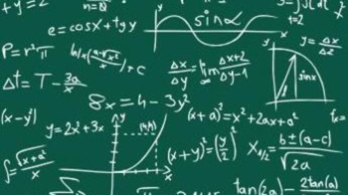 formule di matematica