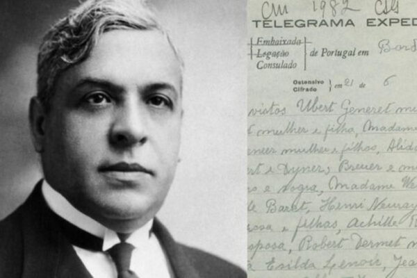 Diplomatico portoghese che salvò ebrei durante la seconda guerra mondiale