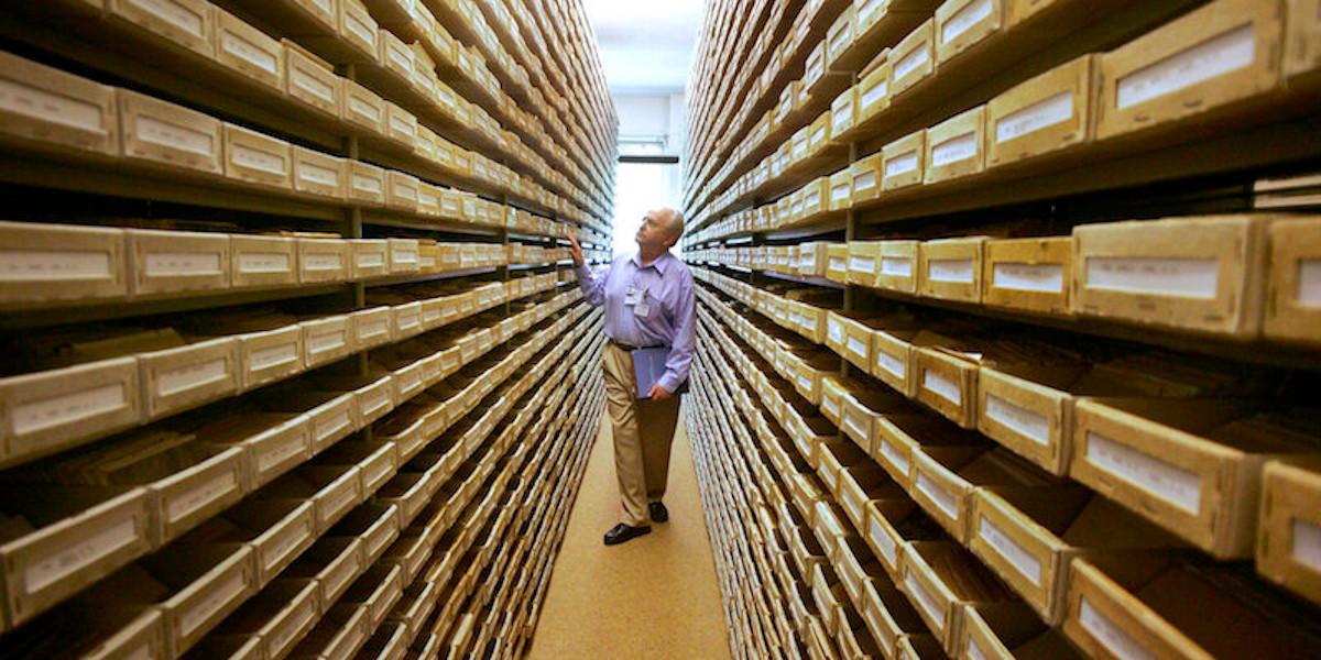 Archivio Aeolsen sulle vittime della Shoah