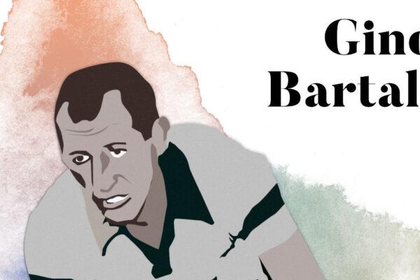 Gino Bartali, Giusto fra gli sportivi