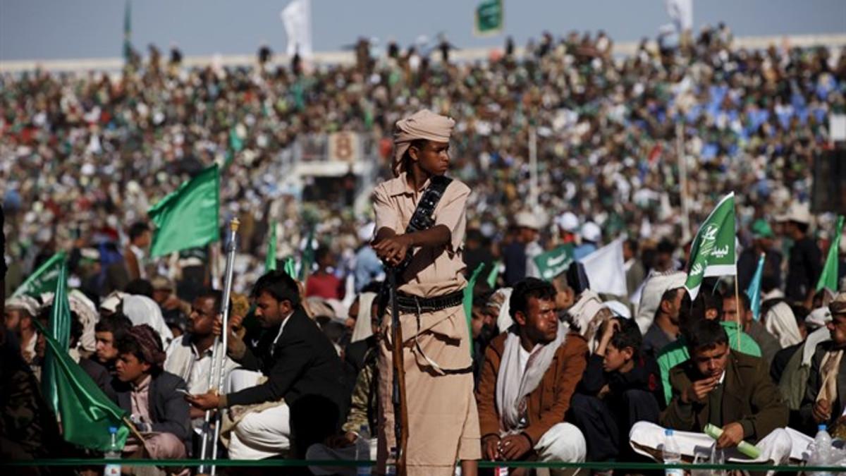 Houthi in Yemen
