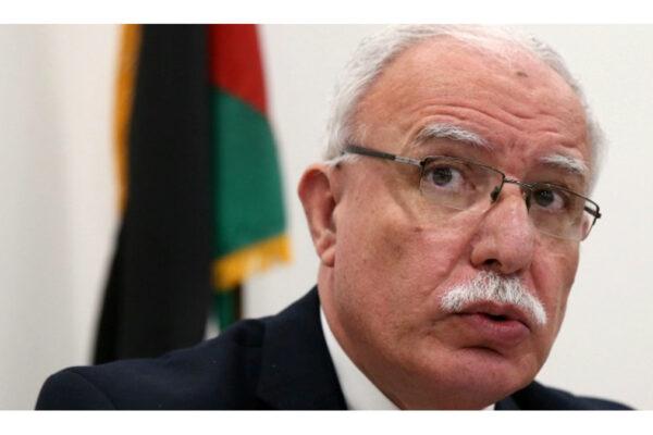 Il ministro degli esteri Ryad al Maliki ha accusato ebrei e Israele di controllare Google e Apple