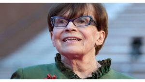 L'attrice Franca Valeri compie 100 anni