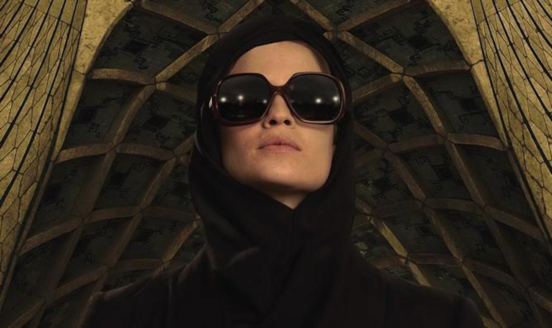La protagonista della serie Tehran