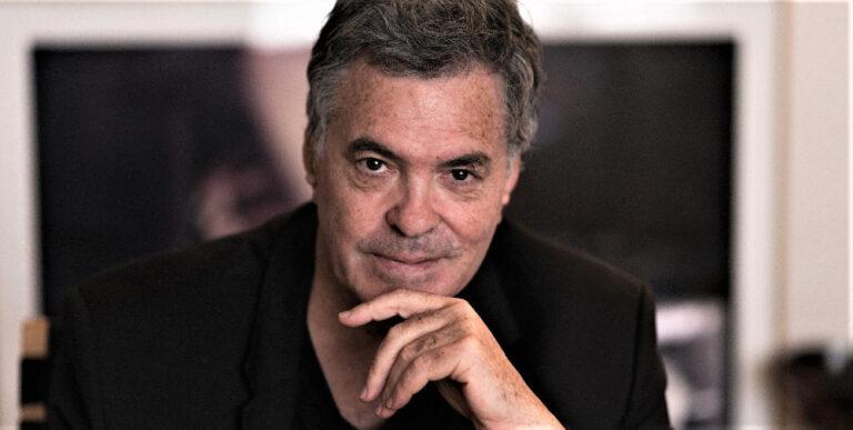 Il regista israeliano Amos Gitai