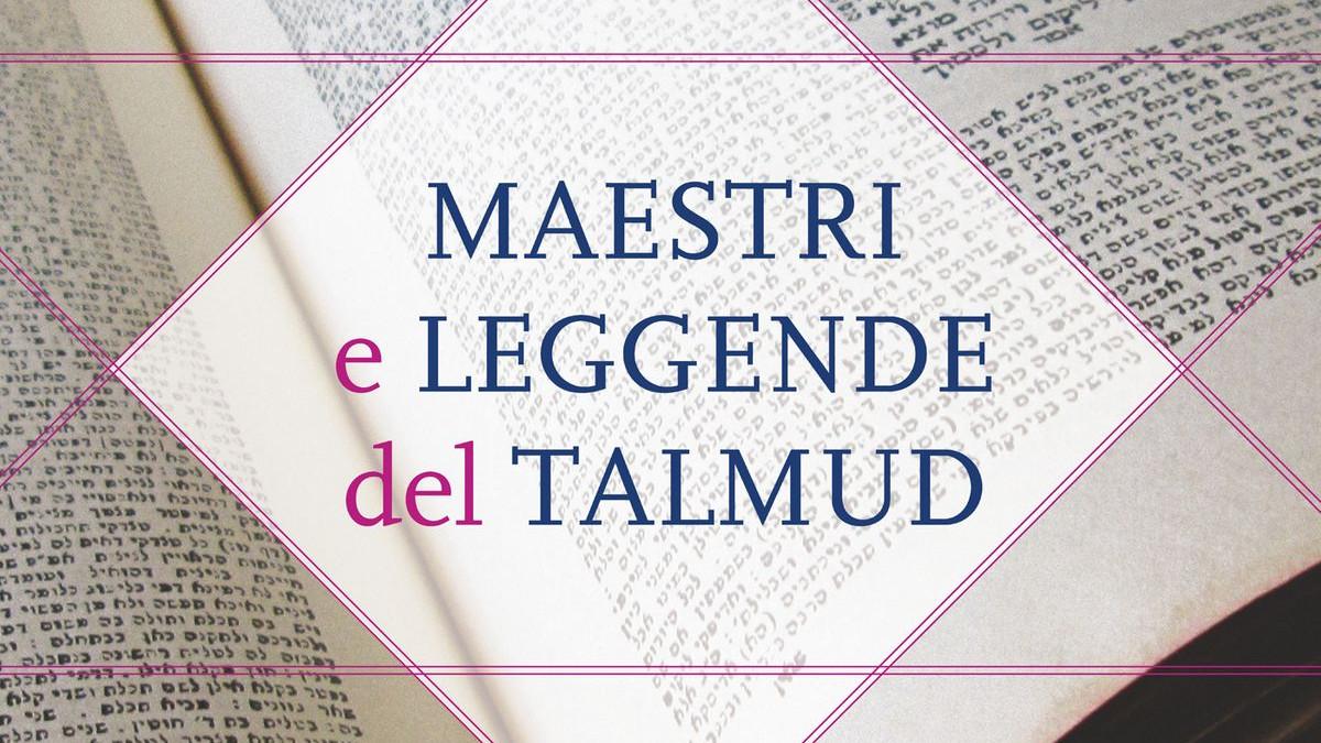 "La copertina di ""Maestri e leggende del Talmud"" di Elie Wiesel"