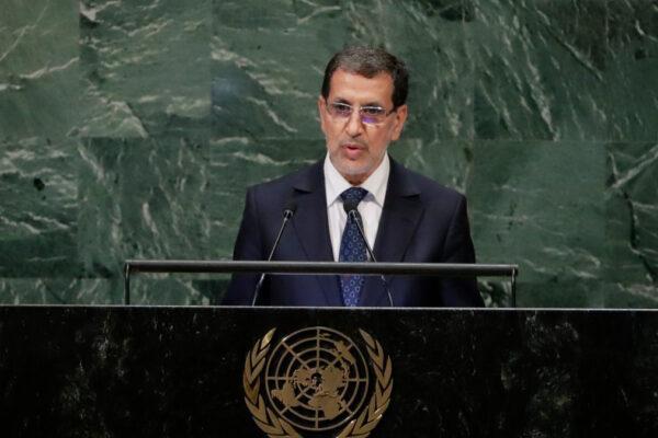 Il primo ministro del Marocco Saad-Eddine El Othman