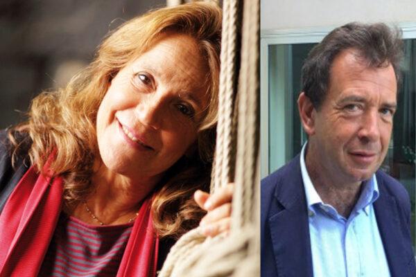 Andrée Ruth Shammah e Cyril Aslanov