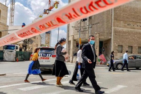 Israeliani ortodossi in lockdown