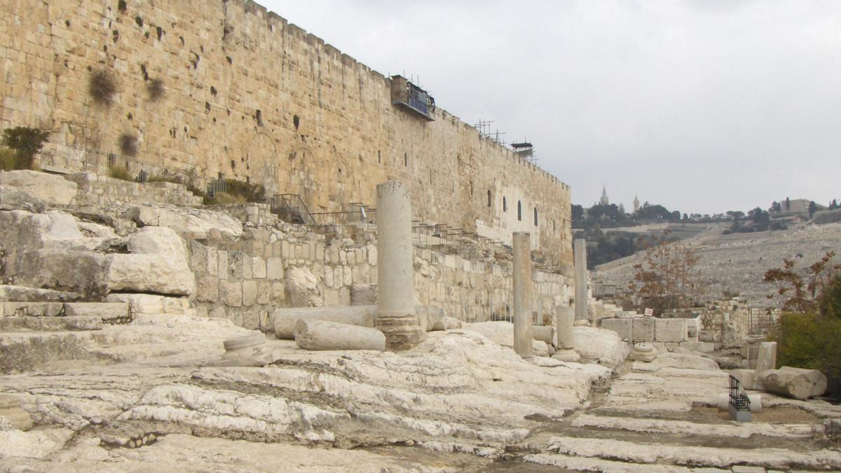 La Cittadella di David a Gerusalemme