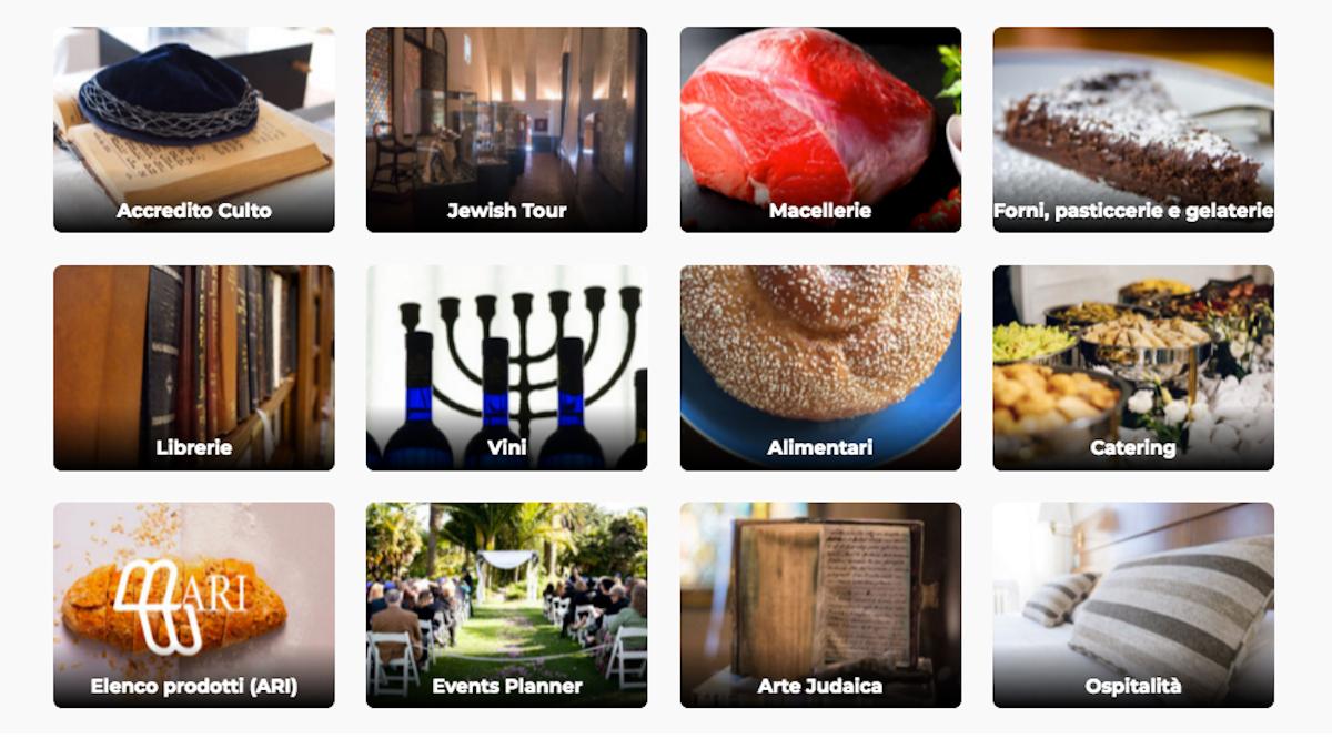 L'App My Jewish Italy