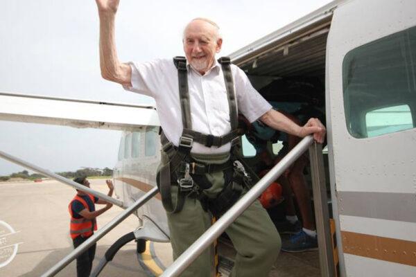Walter Bingham, il giornalista più anziano del mondo