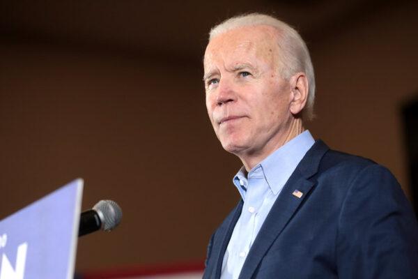 Il candidato democratico alle elezioni Usa Joe Biden