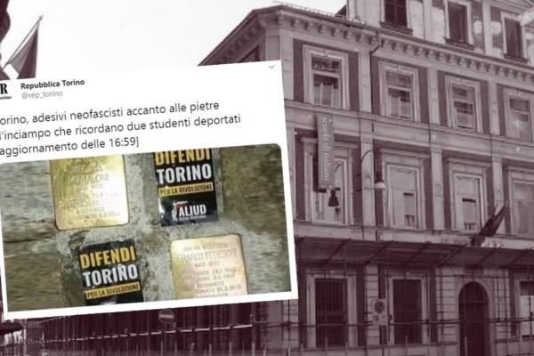 foto del liceo classico Massimo d'Azeglio di Torino