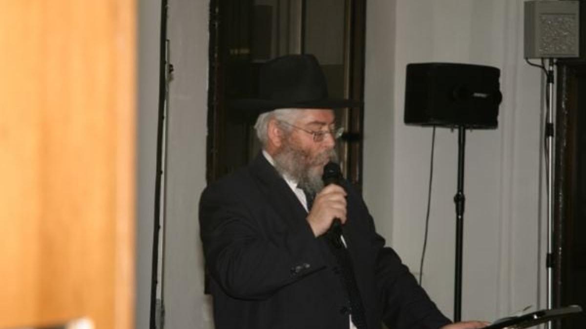 Rav Moshe Shakevitz