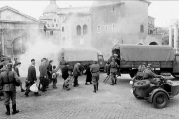 Il ratsrellamento degli ebrei di Roma il 16 ottobre 1943