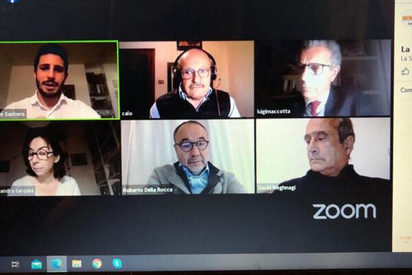 Dibattito su Zoom sull'unicità della shoah