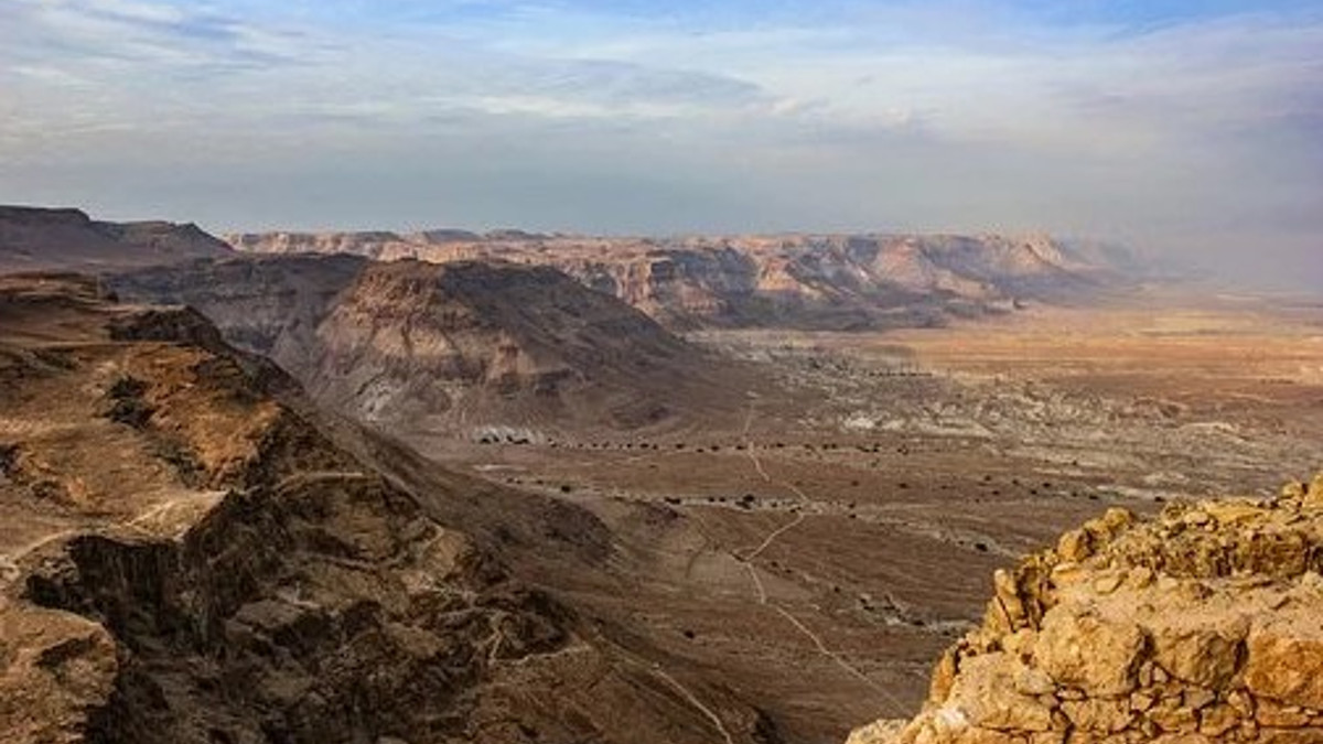 Deserto in Israele