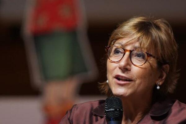 Milena Santerini, coordinatrice nazionale per la lotta all'antisemitismo