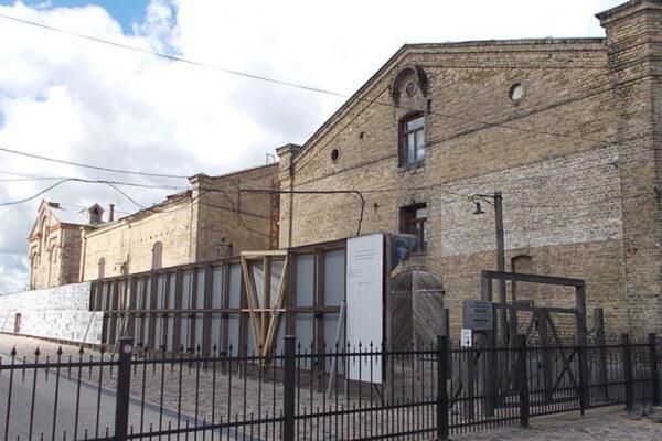 Il Museo della Shoah a Riga