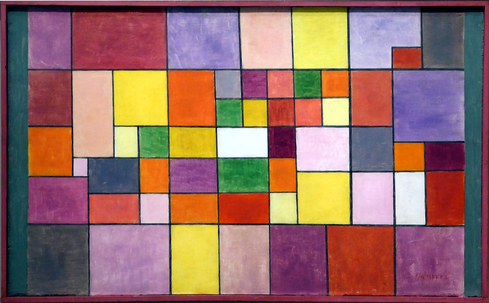Harmony of Northern Flora di Paul Klee
