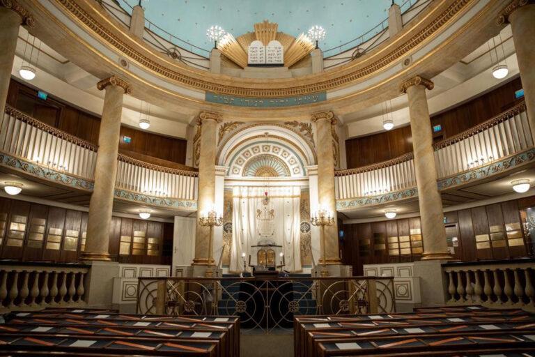 La sinagoga centrale di Vienna