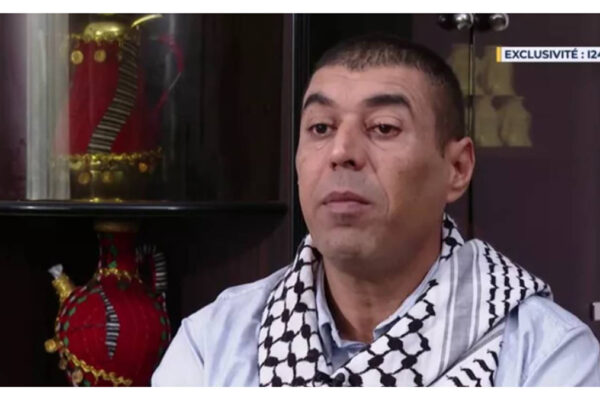 Ex terrorista palestinese