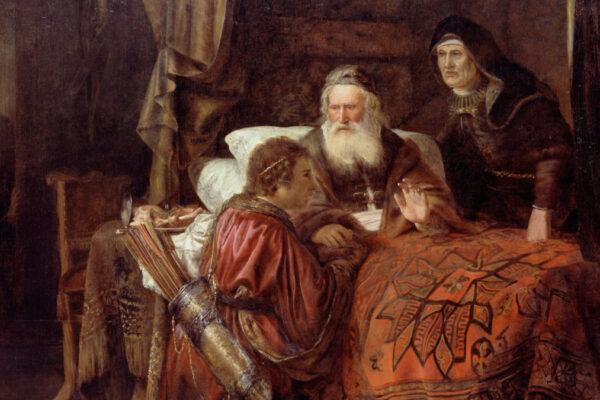 Parashà Toledot, Isacco benedice Giacobbe