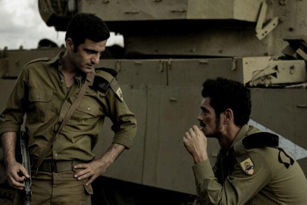 Una scena di 'Valley of tears', la serie tv sulla Guerra del Kippur