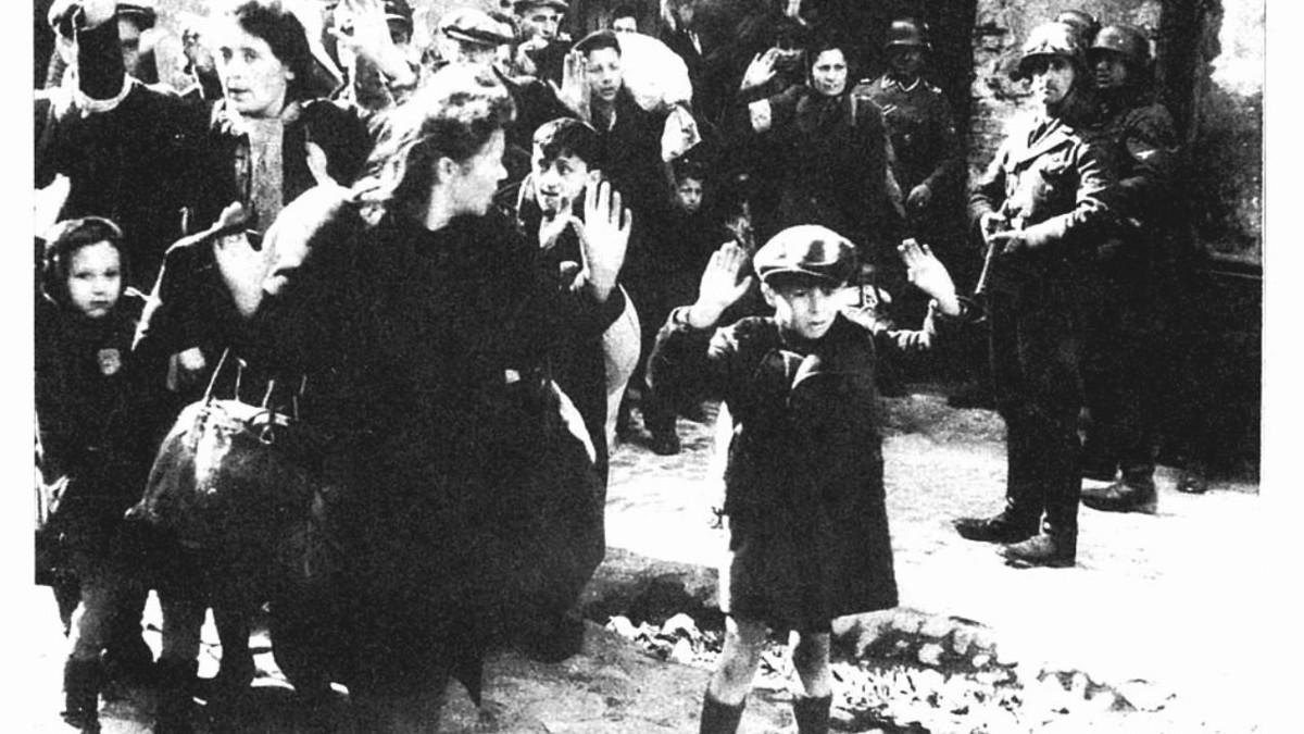 Bambino nella Shoah