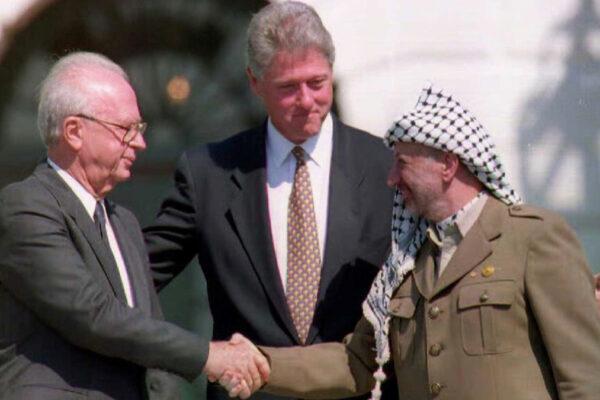 Gli Accordi di Oslo del 1994
